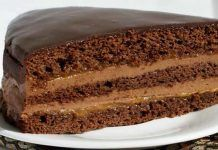 Торт «Прага». Вы только попробуйте, и влюбитесь в него навсегда!
