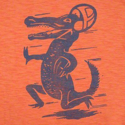 Love This Old School Florida Gators Logo Left My