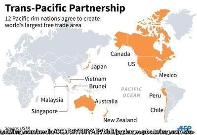 Resultado de imagem para acordo de livre comercio transpacifico