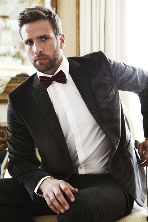 A Necktie My Future Husband Can Wear Bow Tie To The Wedding As Long He Looks Like This Guy