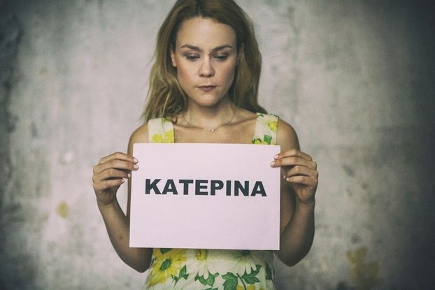 Κατερίνα  Ο Γιώργος Νανούρης διασκευάζει για το θέατρο και σκηνοθετεί «Το βιβλίο της Κατερίνας» του Αύγουστου Κορτώ.