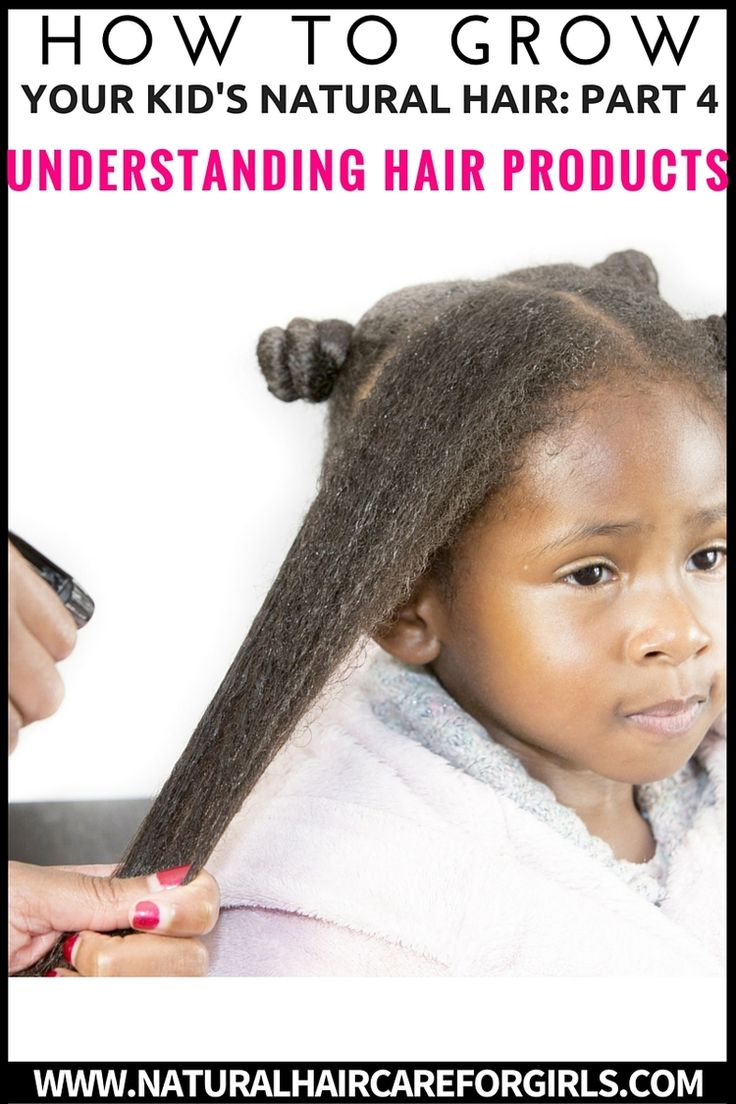 How To Grow Kids Natural Hair For Beginners Part 4 All