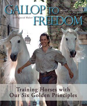 Gallop to Freedom by Magali Delgado & Frederic Pignon