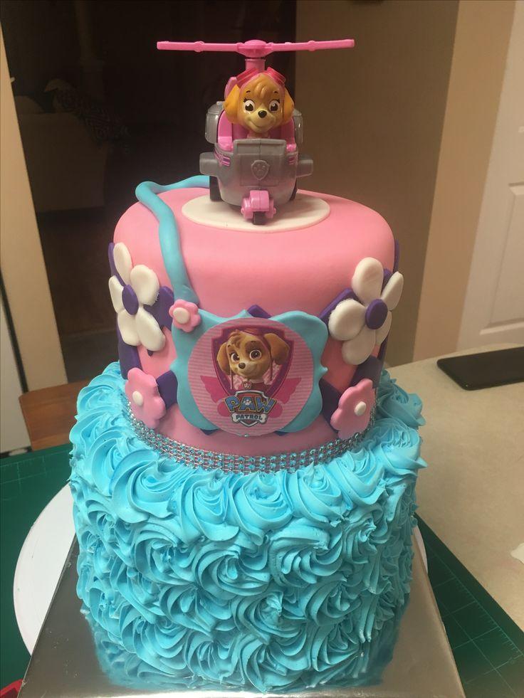 Best 25+ Paw Patrol Cake ideas on Pinterest Paw patrol ...