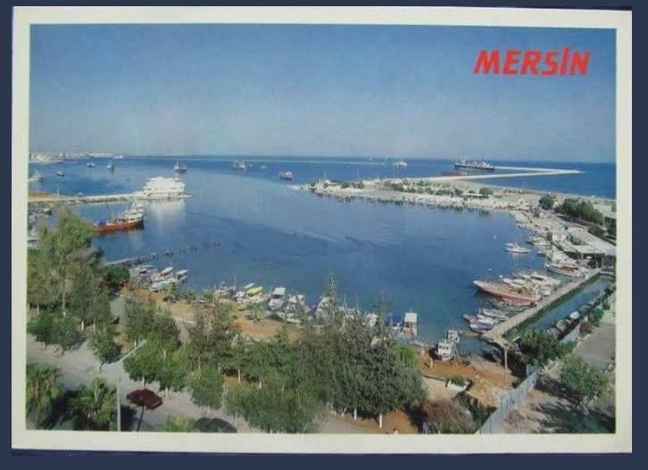 Mersin 1990 lar...Yat Limanı