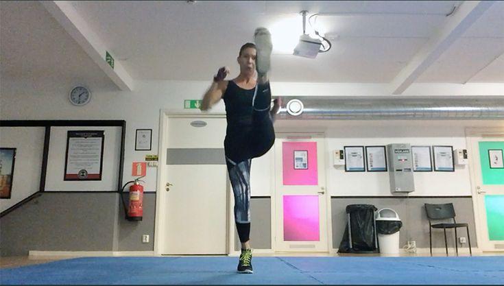 Combat – Tre övningar för cardio och styrka