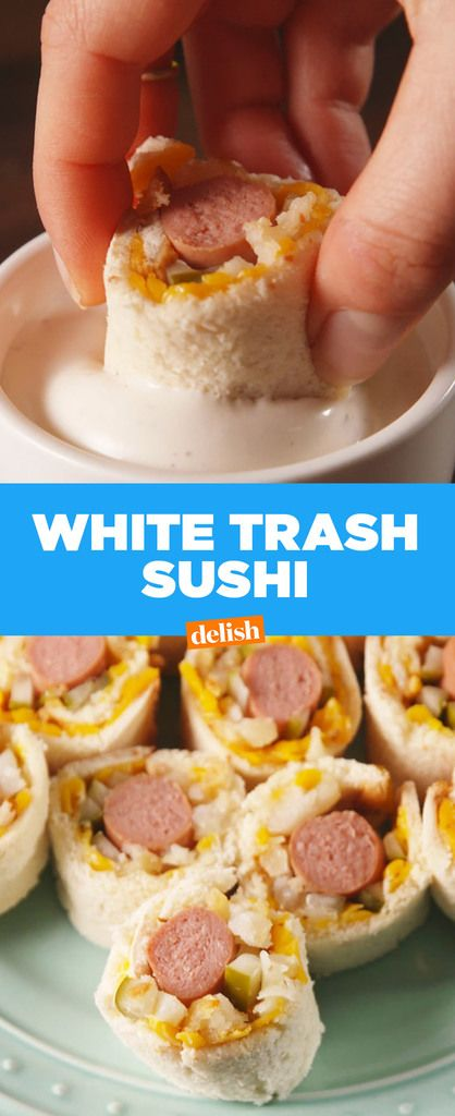 White Trash Sushi