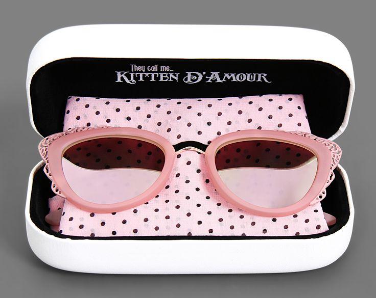 Chantilly Rose Sunglasses