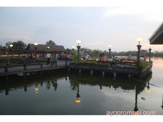 Rumah Makan Kampung Laut Semarang  #ayopromosi www.ayopromosi.com