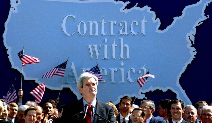 Inside the Beltway: Newt Gingrich, historic conservative - Washington Times