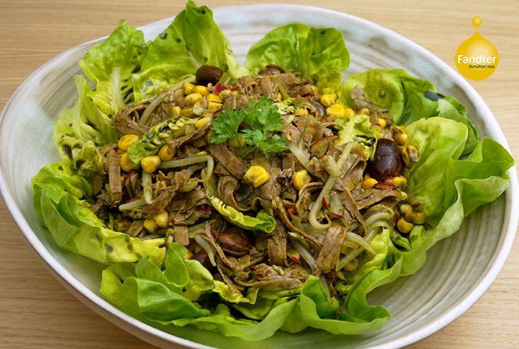 Nicht nur die Oststeierer lieben Käferbohnen, saures Rindfleisch und Kürbiskernöl.