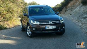 Prueba Volkswagen Tiguan, impresiones, comportamiento y conclusiones