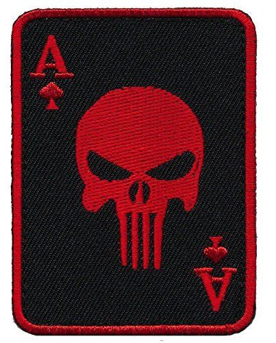 This Death card is directly influenced by the Cards used in Vietnam by US troops. Although the cards were allegedly anti-Communist PSYOP, in fact they were really pro-American PSYOP. U.S. troops got a