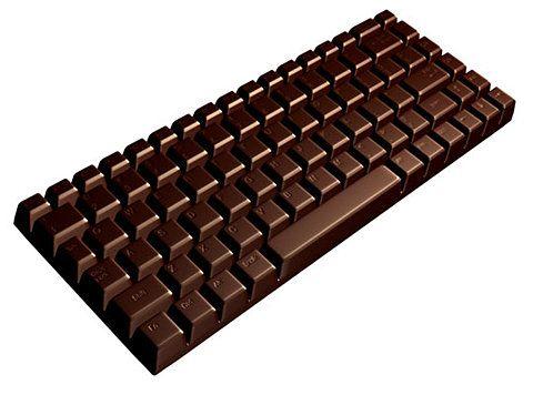 idealist    » Chocolate Keyboard