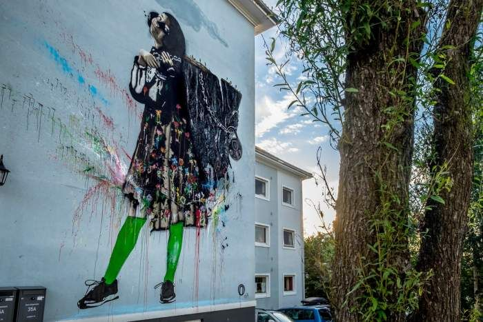 Stavanger, Norway listed as one of Europe´s Best Cities for Street Art