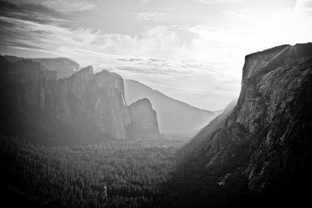 Yosemite B, via Flickr.