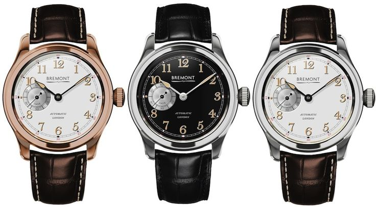 """The Real Story Behind The Bremont Wright Flyer In-House Made BWC/01 """"London"""" Watch Movement"""