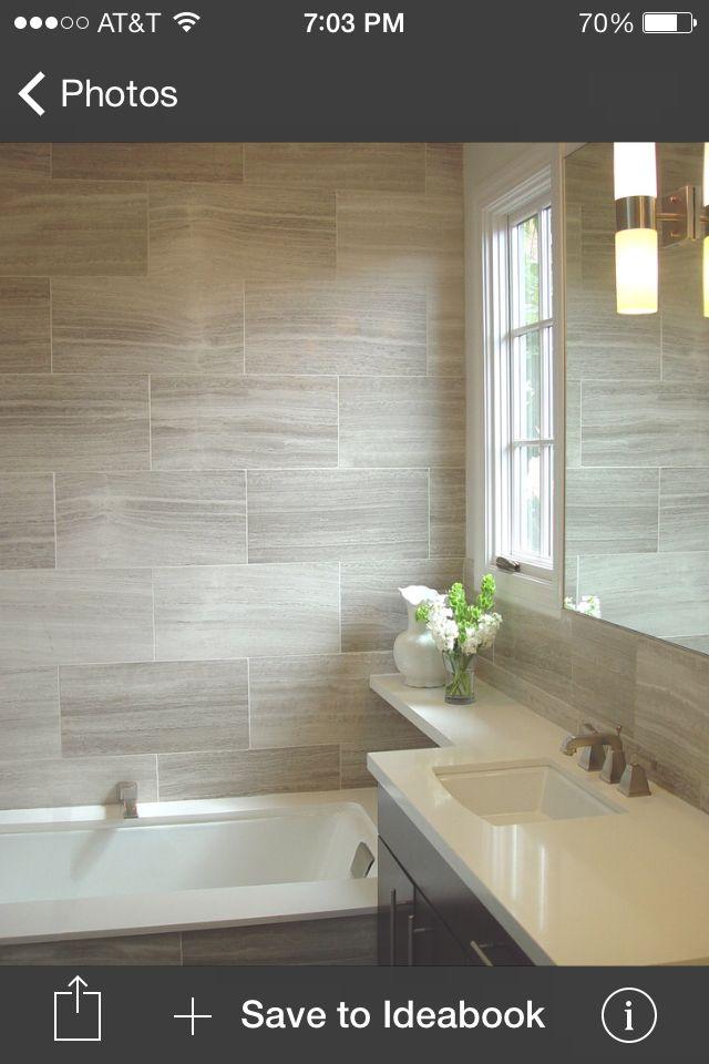 Image result for Florim Stratos Avorio 12x24 porcelain tile.