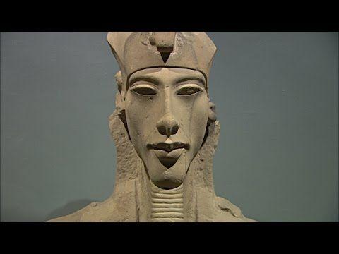 Starověký Egypt 24.1 - Velký reformátor Achnaton (18.dynastie) - YouTube