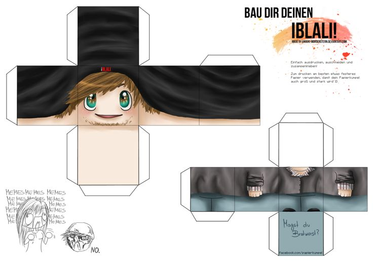 Craft your iBlali! by anouki-morgenstern on DeviantArt
