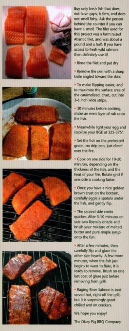 Big Green Egg Recipe