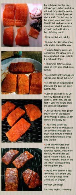Big Green Egg Recipe