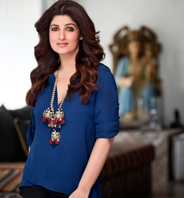 Twinkle Khanna On India Today! - Indiansite
