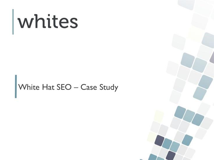 white-hat-seo-case-study-agencja-seo by Whites via Slideshare
