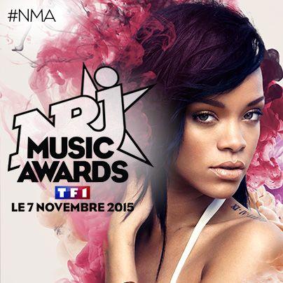 NRJ MUSIC AWARDS 2015, à toi de Voter pour tes artistes préférés