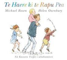 Te Haere ki te Rapu Pea: We're Going on a Bear Hunt