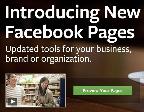 Great guide to the new timeline for business pages on Facebook