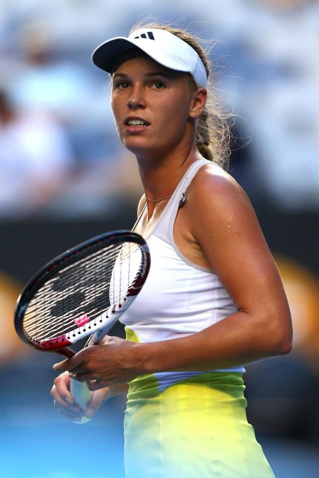 Caroline #Wozniacki Australian Open 2013 - Day 6  #tennis #ausopen    www.australianopen.com