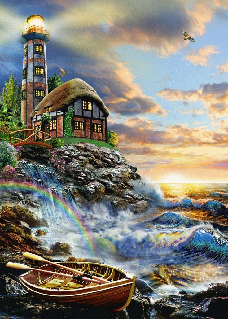 12-Beaux tableaux d'Adrian Chesterman