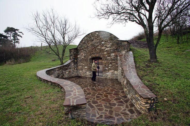 Wine cellar at a traditional Hungarian Home Overlooking Lake Balaton - Slide Show - NYTimes.com