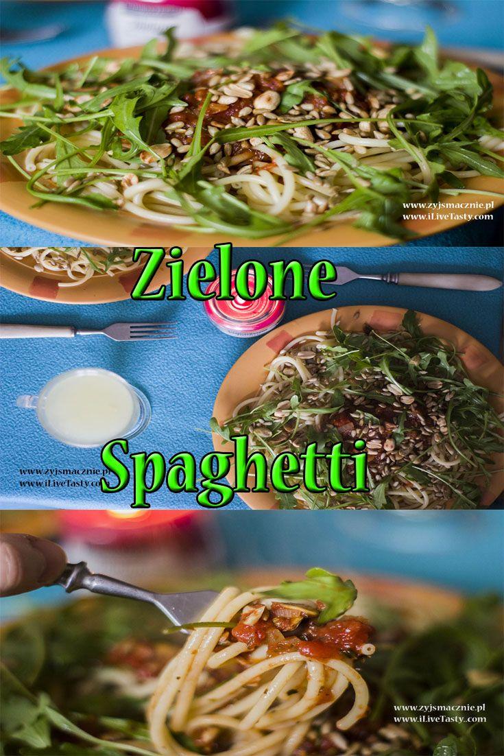 Przepis na pyszne spaghetti