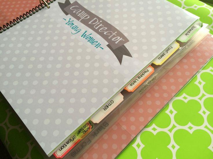 Ultimate Girls Camp Planning Kit