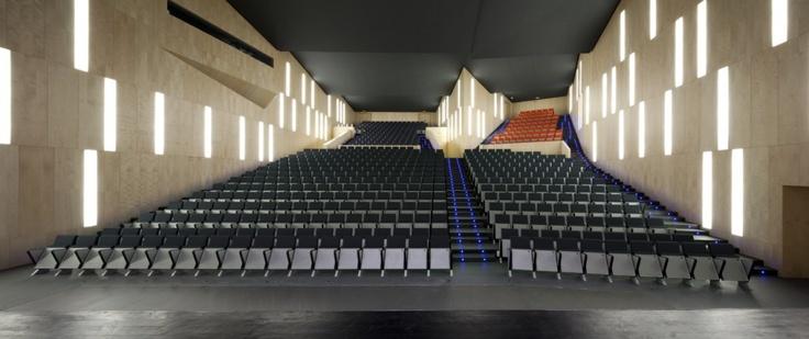 Auditorio Municipal de Teulada / patxi mangado (2)