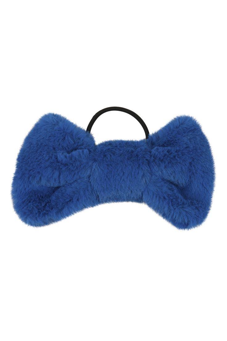 Bow Fantastic Blue