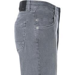 Eurex by Brax Jeans-Hose Herren, Baumwoll-Stretch, grau Brax