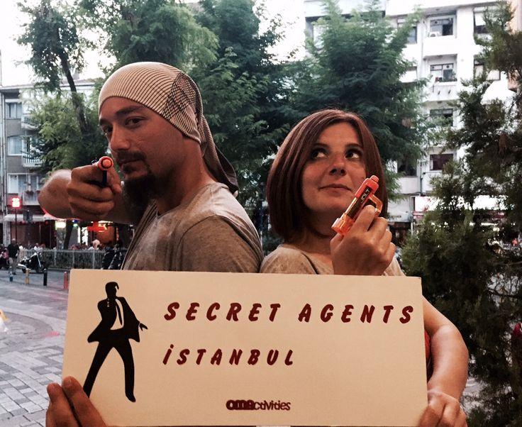 #secretagentsistanbul 90 dakikalık mükemmel bir ajan deneyimidir. Saha görevini başarılı bitiren ajanlar bir sonraki görevlerini bekliyorlar...  Süpersiniz! Tebrikler.  Daha fazlası için: http://www.omactivities.com/2015/07/secret-agent-field-mission-saha-gorevi.html