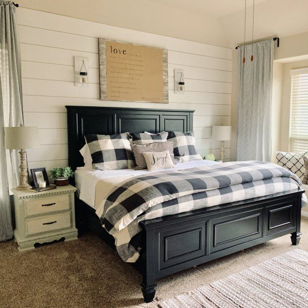Home Design Ideas Budget: Bryce Buffalo Check Duvet Cover, King/Cal. King, Charcoal
