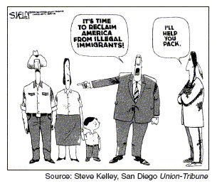 the american struggle with the issue of immigration 2013-1-21 illegal immigration in the united states  we continue to struggle with  - why does the issue of immigration divide american opinions when the.