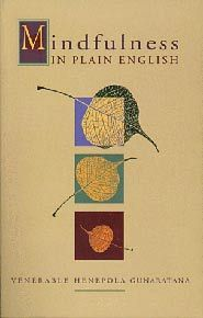 Mindfulness in Plain English by Gunaratana