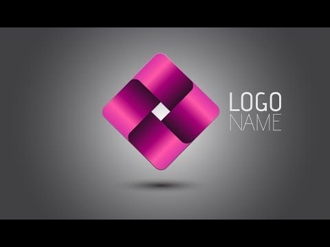 Adobe Illustrator Tutorials | How To Make Logo Design 02 - YouTube