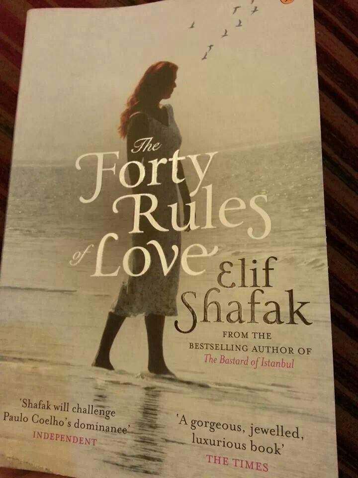 The Forty Rules of Love by Elif Shafak PDF Download - EBooksCart