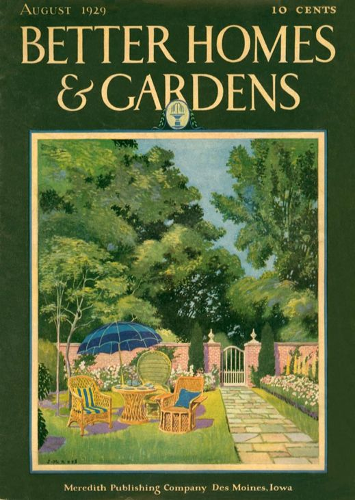 Better Homes and Gardens | Vintage Magazine Covers