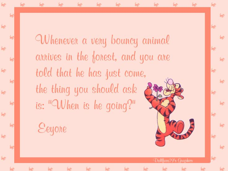 185 best Tigger images on Pinterest | Tigger, Pooh bear and Eeyore