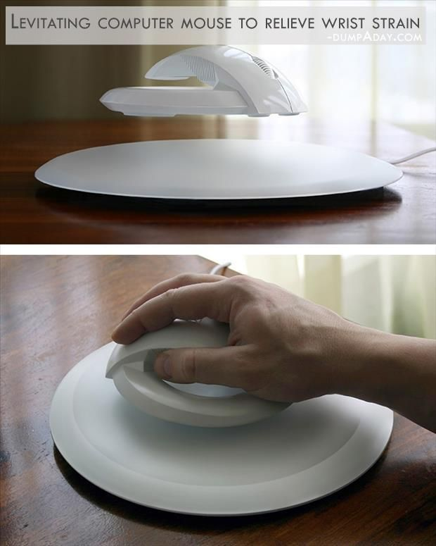 I want this mouse! Simple Ideas That Are Borderline Genius (Geek Edition) – 27 Pics