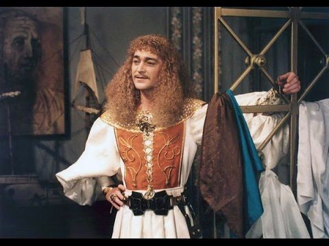 O princezně z Rimini (1999)