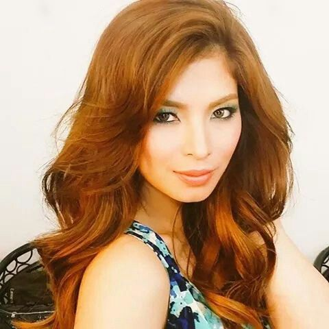 Angel Locsin Philippines actress